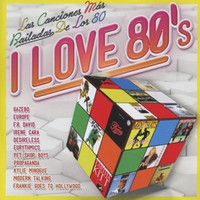 Various - I Love 80s [2 CDs]