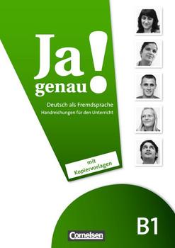 Ja genau!: B1: Band 1 und 2 - Handreichungen für den Unterricht mit Kopiervorlagen - Schmidt, Imke