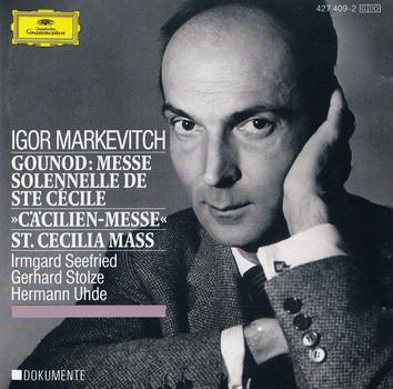 Tschechische Philharmonie - Igor Markevitch: Charles Gounod - Cäcilienmesse
