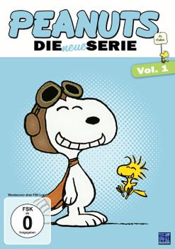 Peanuts - Die neue Serie, Vol. 1