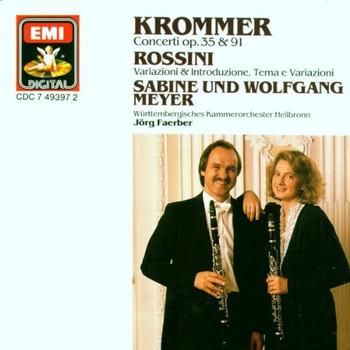 Meyer - Klarinettenkonzerte