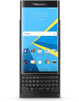 Blackberry PRIV 32GB [Teclado inglés, QWERTY] negro