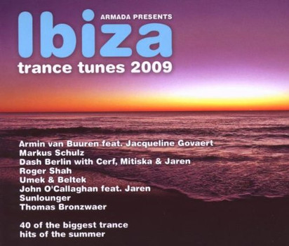 Various - Ibiza Trance Tunes 2009