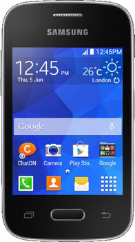 Samsung G110H Galaxy Pocket 2 4GB zwart