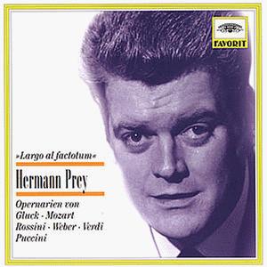 Hermann Prey - Favorit - Largo al factotum (Opernarien)
