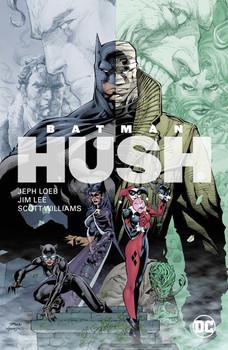 Batman: Hush (Neuausgabe). Bd. 1 - Jim Lee  [Taschenbuch]