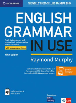 English Grammar in Use. Fifth Edition. Book with answers and interactive ebook [Taschenbuch]