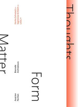 Thoughts Form Matter [Taschenbuch]