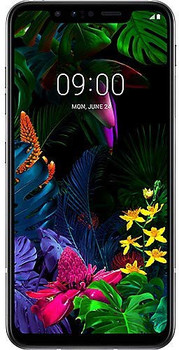 LG LMG810 G8S ThinQ Dual SIM 128GB bianco