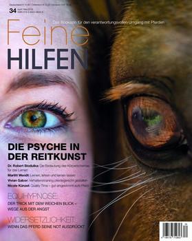 Feine Hilfen, Ausgabe 34 - Verlag Cadmos  [Taschenbuch]
