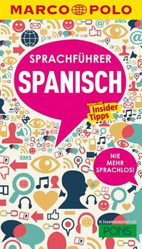 MARCO POLO Sprachführer Spanisch. Nie mehr sprachlos! [Taschenbuch]