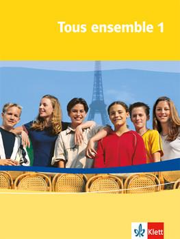 Tous ensemble 1: Französisch als 2. Fremdsprache - Anne Crismat [Broschiert]