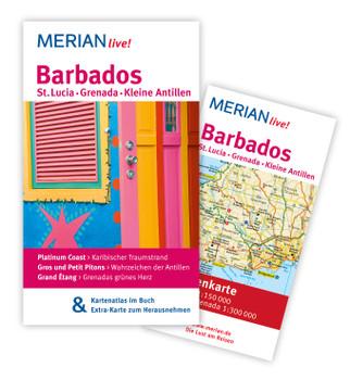 Kleine Antillen Karte.Barbados St Lucia Grenada Kleine Antillen Merian Live Mit Kartenatlas Im Buch Und Extra Karte Zum Herausnehmen Robert Moginger