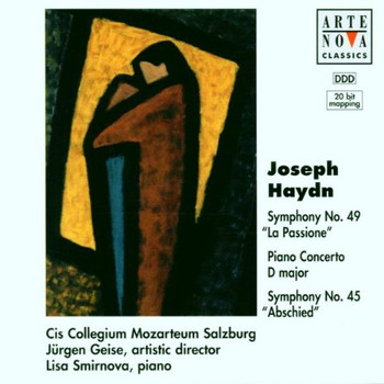 Jürgen Geise - Sinfonien 49 und 45 / Klavierkonzert 11