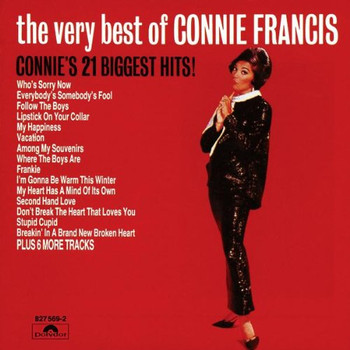 Connie Francis - Best of...,Very