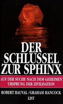Der Schlüssel zur Sphinx - Robert Bauval