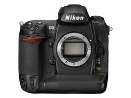 Nikon D3 Cuerpo negro