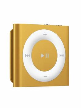 Apple iPod shuffle 4G 2GB naranja