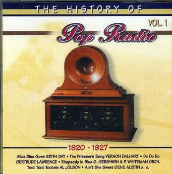 History of Pop Radio - The History of Pop Radio