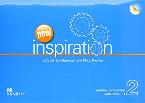 New Inspiration: Level 2 / Companion English-German with 3 Class Audio-CDs - Garton-Sprenger, Judy