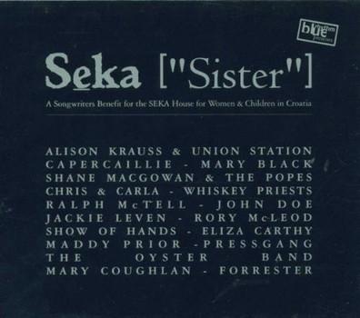 """Various - Seka (""""Sister"""")"""
