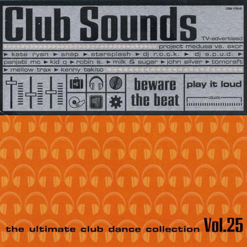 Various - Club Sounds 25