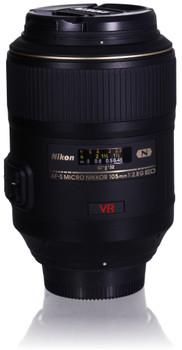 Nikon AF-S Micro NIKKOR 105 mm F2.8 ED IF VR 62 mm Obiettivo (compatible con Nikon F) nero