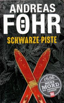 Schwarze Piste - Andreas Föhr [Taschenbuch]