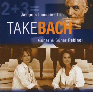 Jacques Loussier - Take Bach 2 und 3