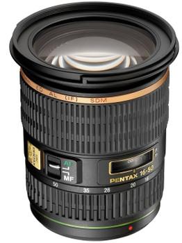 Pentax smc DA* 16-50 mm F2.8 AL ED IF SDM 77 mm filter (geschikt voor Pentax K) zwart
