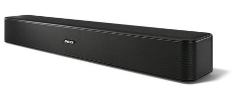 Bose Solo 5 TV sound system nero