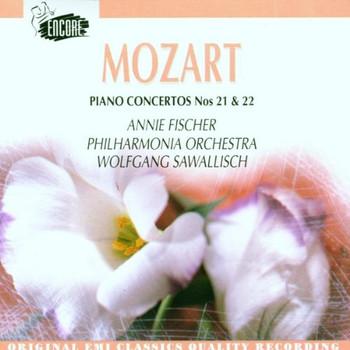 Fischer - Klavierkonzerte 21 und 22
