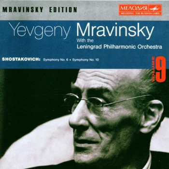 Evgeny Mravinsky - Mrawinsky-Edition Vol. 9 (Aufnahmen 1972 / 1976)