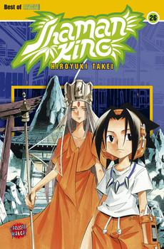 Shaman King 26: Bd 26 - Hiroyuki Takei