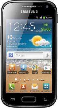 Samsung I8160 Galaxy Ace II 4GB zwart