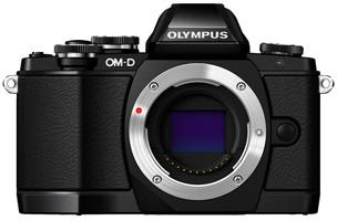 Olympus OM-D E-M10 noir