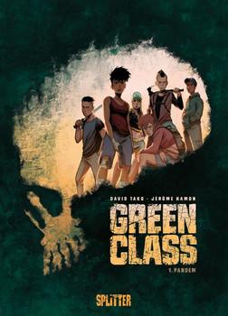 Green Class. Band 1. Pandemie - Jérôme Hamon  [Gebundene Ausgabe]