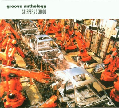 Various - Groove Anthology: Steppers School
