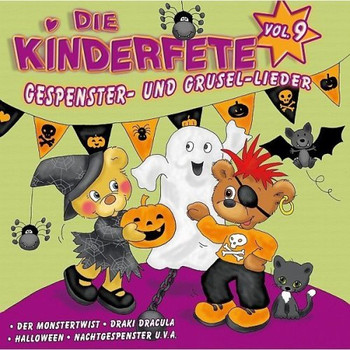 Kinderlieder - Die Kinderfete Vol.9
