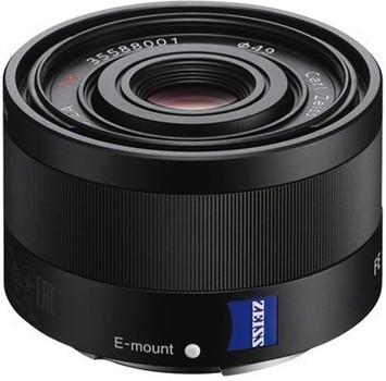 Sony FE Sonnar 35 mm F2.8 ZA 49 mm Objectif (adapté à Sony E-mount) noir