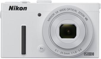 Nikon COOLPIX P340 blanco