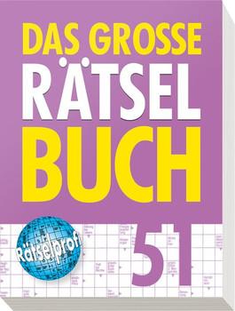 Das große Rätselbuch Band 51 [Taschenbuch]