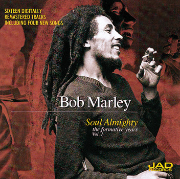 Bob Marley - Soul Almighty-T.Formative Y.V1