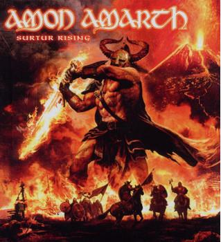 Amon Amarth - Surtur Rising (Limited Edition - CD+DVD)