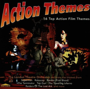 16 Top Action Film Themes - Action Themes
