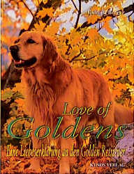 Love of Goldens - Todd R. Berger