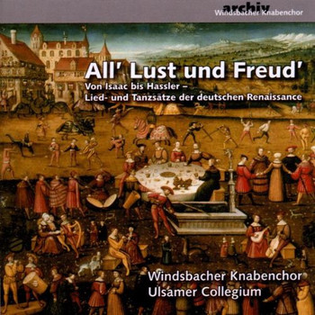 Berlinger - All Lust und Freud-Lied- & Tanzs
