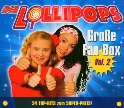 die Lollipops - Grosse Fan-Box Vol.2