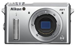 Nikon 1 AW1 gris