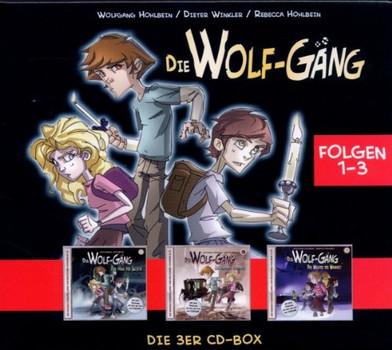 die Wolf-Gäng - Die Wolf-Gäng Box 1 (Folge 1-3